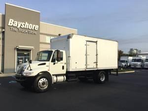 2013 International 4300 - Box Truck