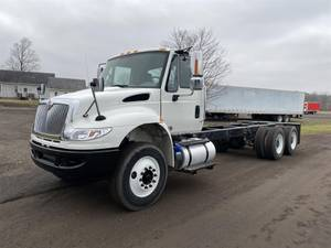 2018 International 4400 - Cab & Chassis