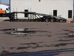 2021 Cottrell EZ5307XL - High Mount Car Carrier