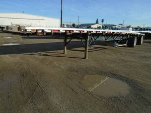 2008 Western combo flatbed - Flatbed