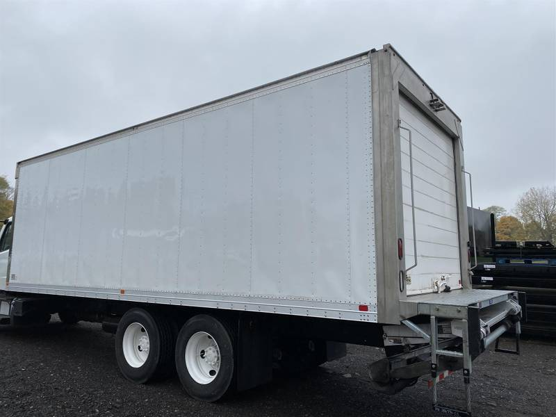 2017 Great Dane 26' REEFER BODY Refrigerated Trailer