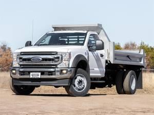 2021 Ford F600 - Dump Truck