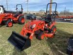 Kioti CS2210 - Tractor