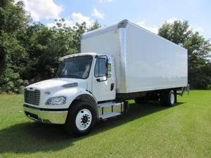 2022 Freightliner M2 106 - Box Truck