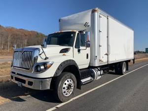 2015 International 7600 - Box Van