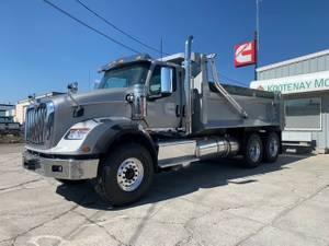 2022 International HX620 - Dump Truck