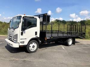 2021 Isuzu NPR HD - Box Truck