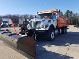 2009 International Workstar 7600 - Plow Truck