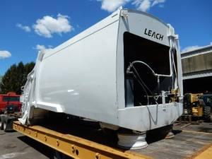 25yd. Leach 2R-3 - Refuse Truck