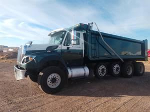 2013 International Workstar 7600 - Dump Truck