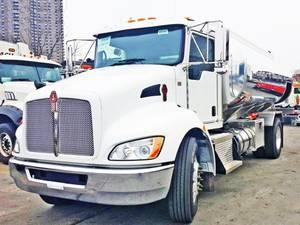2021 Kenworth T370 - Fuel Truck