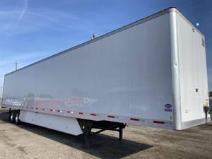 2019 Utility 53x102 - Dry Van