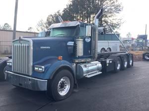 2012 Kenworth W900L - Sleeper Truck