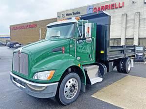 2022 Kenworth T270 - Dump Truck