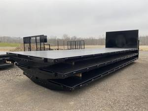 2021 Laramie Truck Bodies 26'6'' Flatbed - Flatbed