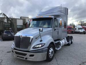 2017 International Prostar - Sleeper Truck