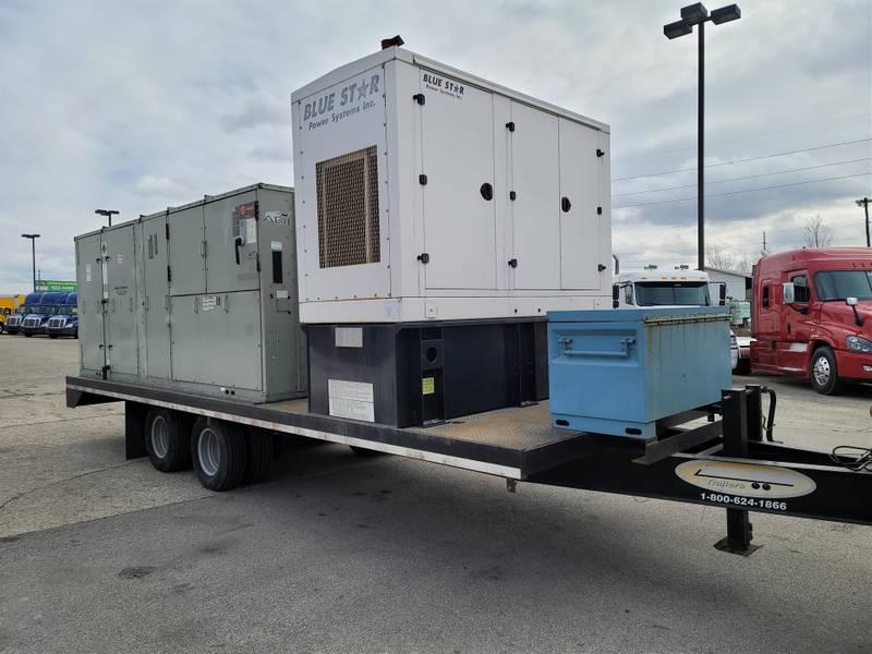 2014 Trane Voyager 30 Ton Misc Equipment