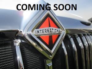 2020 International MV Standard Cab - Moving Van