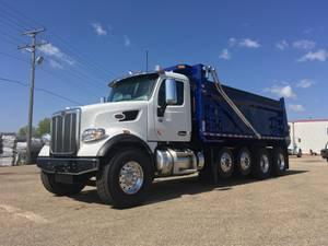 2022 Peterbilt 567 - Dump Truck