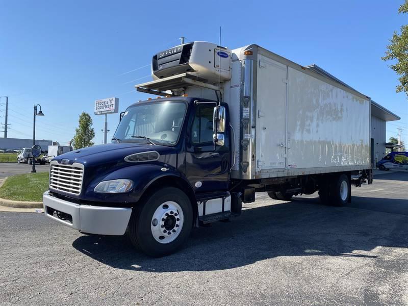2014 Freightliner M2 Refrigerated Van