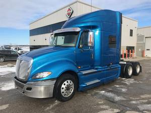 2015 International Prostar - Sleeper Truck