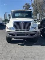 2021 International MV607 4x2 - Cab & Chassis