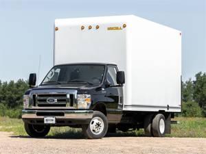 2019 Ford E450 - Box Truck