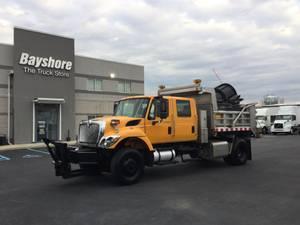 2010 International 7400 - Dump Truck