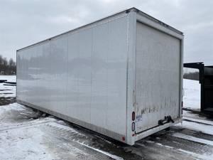 2021 Hercules 26' VAN BODY - Dry Van