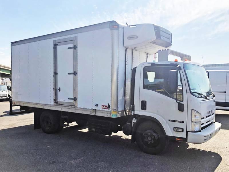 2013 Isuzu NRR Refrigerated Van
