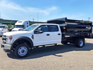 2021 Ford F550 Crew Cab 4x4 - Landscape Truck
