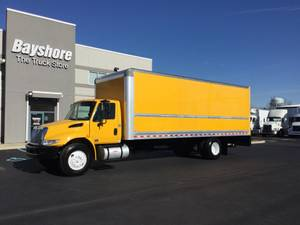 2017 International 4300 - Box Truck