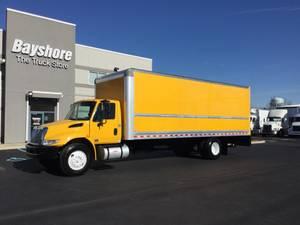 2017 International 4300 - Box Truck