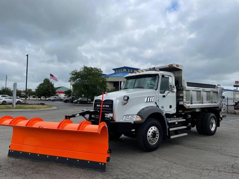 2021 Mack GR42B9 Plow Truck