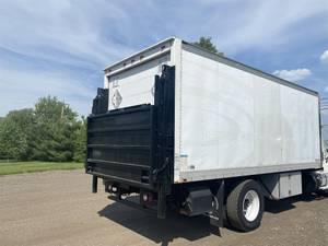 2014 Morgan 20' VAN BODY - Dry Van