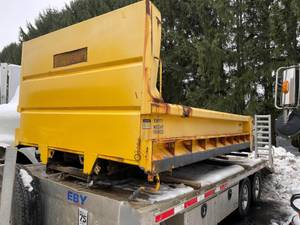 12ft. McClain Galion - Dump Truck