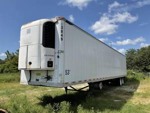 2008 Great Dane SUP 1119 12053 - Refrigerated Trailer