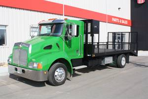 2008 Kenworth T300 - Landscape Truck