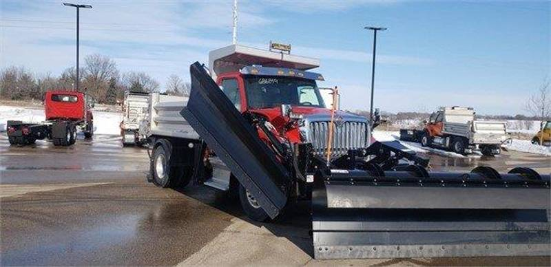 2021 International HV Plow Truck