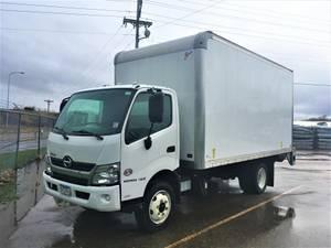 2019 Hino 195 - Box Truck