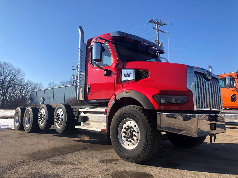 2022 Western Star 49X Dump Truck