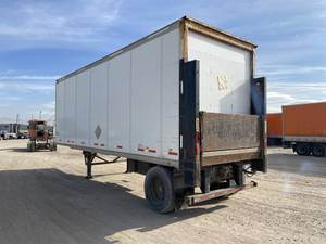 2008 Wabash Lift Gate - Dry Van