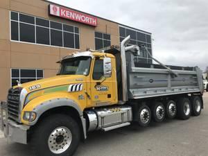 2016 Mack Granite - Dump Truck