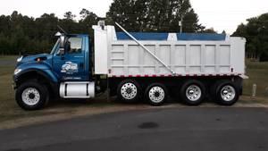 2007 International 7600 - Dump Truck