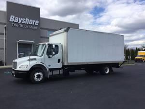 2018 Freightliner M2 LP - Box Truck