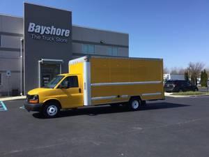 2012 GMC G3500 - Box Truck