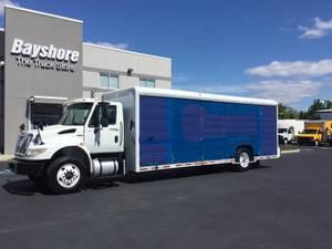 2009 International 4300 - Beverage Truck