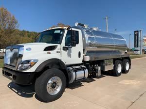 2021 International HV607 - Vacuum Truck
