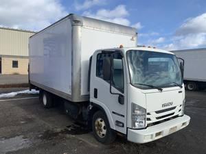 2016 Isuzu NPR HD - Box Truck