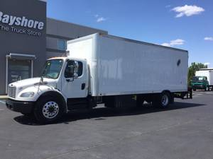 2017 Freightliner M2 - Refrigerated Van